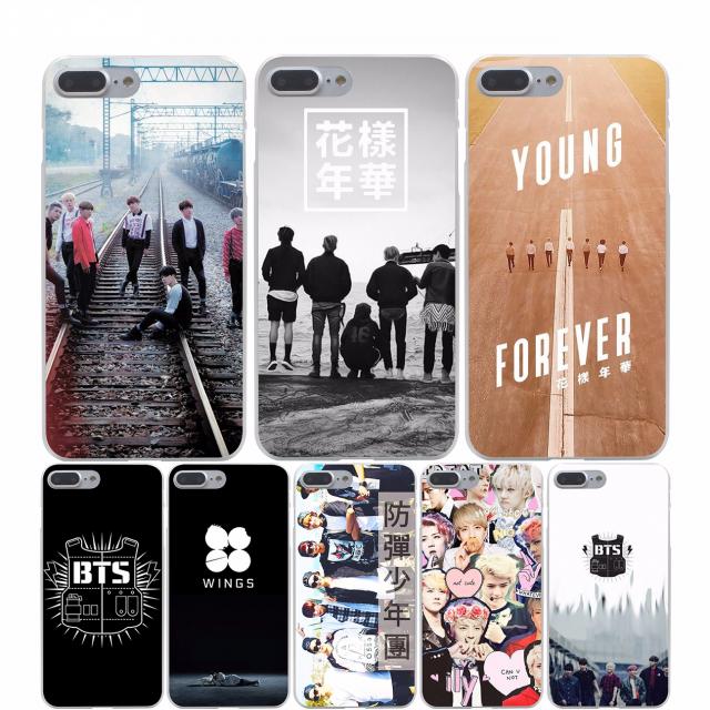BTS iPhones X Cases (Set 2)