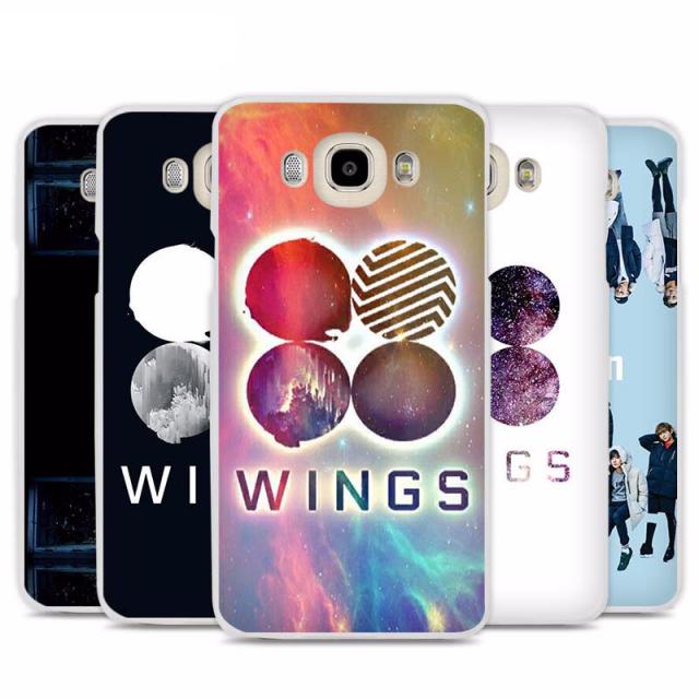 BTS Samsung Cases (Set 4)