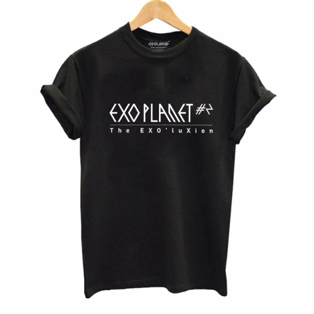 EXO Planet Exoluxion T-Shirts (12 models)